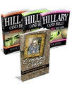 HILLARY (AND BILL) TRILOGY plus CROWNING CLINTON: Why Hillary Shouldn't Be in the White House hillary, bill, clinton, president, fraud