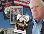 PAUL CRAIG ROBERTS TRIPLE BOOK OFFER