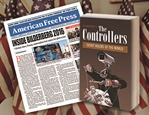 The CONTROLLERS: Secret Rulers of the World + 6-MONTH PRINT SUBSCRIPTION (U.S.)