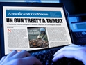1-YEAR DIGITAL SUBSCRIPTION American Free Press, AFP, subscribe, online, on line,