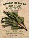 Australian Tea Tree Oil First Aid Handbook health