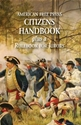 AFP's CITIZENS HANDBOOK plus a RULEBOOK FOR JURORS