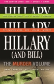 HILLARY (AND BILL) TRILOGY Book Deal hillary, bill, clinton, president, fraud
