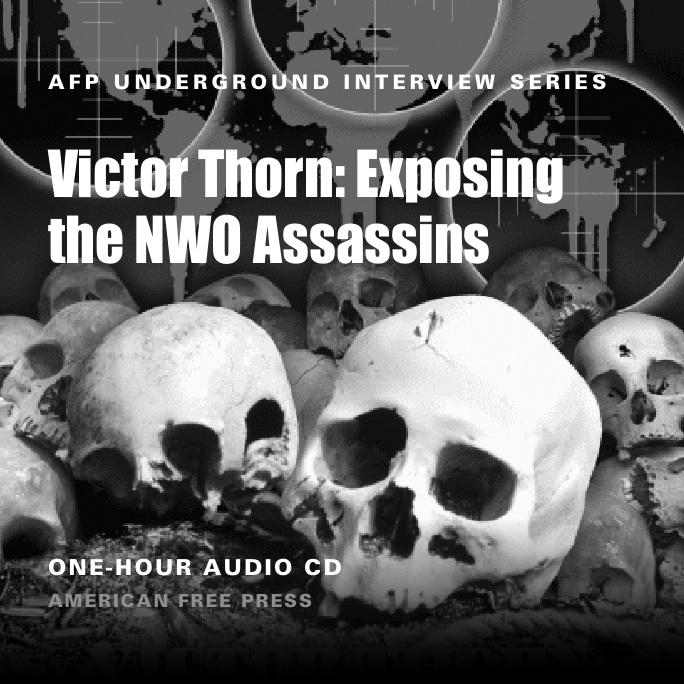 NEW WORLD ORDER ASSASSINS: Interview CD