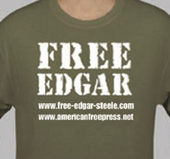 Free Ed Steele t-shirt