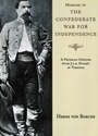 MEMOIRS OF THE CONFEDERATE WAR