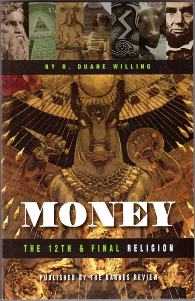 Money: The 12th & Final Religion Money, religion, bible